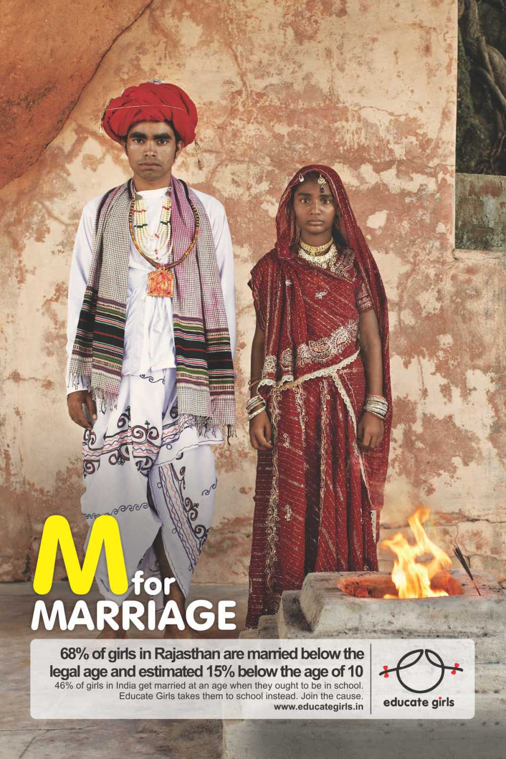 M for Marriage Child Bride Poster.jpg
